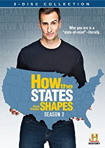 How the States Got Their Shapes - Season 2