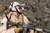 Armasight PVS7 GEN 3 Ghost MG White Phosphor Night Vision Goggles with Manual Gain Black