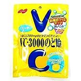 【6個入り×1ケース】VC3000のど飴6入 90g 4902124025159