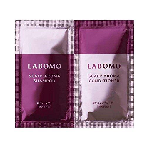 LABOMO トライアルセット RED