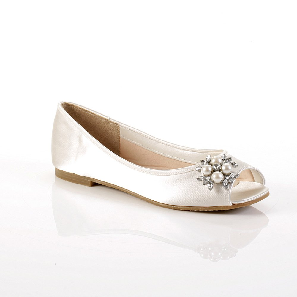 Flat Wedding Shoes Flats