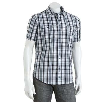 apt 9 modern fit plaid button down shirt men at amazon