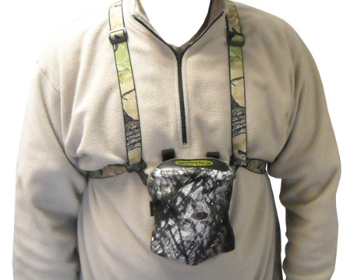 Horn Hunter Bino Hide Optic Cover Combo (Porro Prism) (Binocular Harness With Cover compare prices)