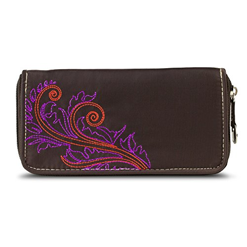 travelon-safeid-feather-ladies-rfid-wallet-brown