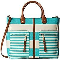 Tommy Hilfiger Convertible Tote Handbag