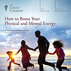 How to Boost Your Physical and Mental Energy Audiobook