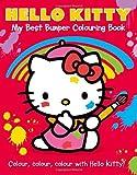 Hello Kitty: My Best Bumper Colouring Book (Hello Kitty)