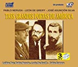 img - for THREE GREAT POETS OF AMERICA (Spanish Edition) book / textbook / text book