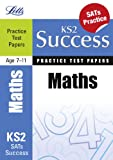 Jason White Maths: Practice Test Papers (Letts Key Stage 2 Success)