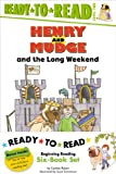 Henry and Mudge Ready-to-Read Value Pack #2: Henry and Mudge and the Long Weekend; Henry and Mudge and the Bedtime Thumps; Henry and Mudge and the Big ... Mudge and the Tall Tree House (Henry & Mudge)
