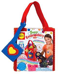 ALEX® Toys - Super Embroidery Kit 183W