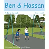 Ben and Hassan - A day at the parkby John Wilkinson