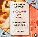 echange, troc  - Antonio Vivaldi: 8 Concerti per violino [Hybrid SACD]