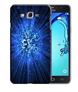 PrintFunny Designer Printed Case For Samsung E7