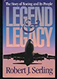 img - for Legend & Legacy: The Story of Boeing and Its People book / textbook / text book