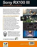 Image de Sony RX100 III: Das Handbuch zur Kamera