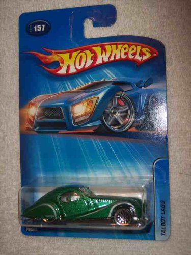 2005 Talbot Lago Hot Wheels Collectible - 157 - 1