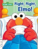 img - for Sesame Street: Night, Night, Elmo! (Guess Who) book / textbook / text book