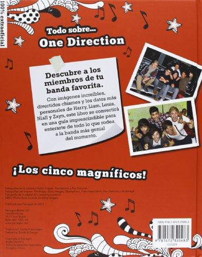 Todo Sobre One Direction
