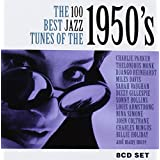 100 Best Jazz Tunes of the 1950s (8 CDs)by Various Artists