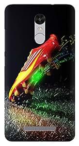 Kizil TM Designer Printed Back Case Cover for Redmi Note 3