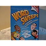 Word Sweep Games