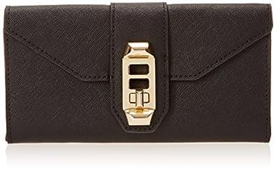 Rebecca Minkoff Mason Wallet,Black,One Size