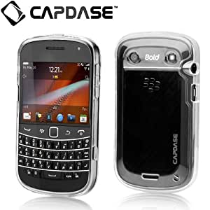 Capdase SJBB9900-3F00 Case for BlackBerry Bold 9900/9930 (Clear)