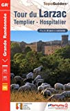 echange, troc FFRP - Tour du Larzac, Templier - Hospitalier