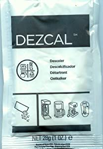Urnex Dezcal Packs from Urnex