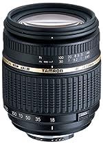 Tamron AF 18-250mm F/3.5-6.3 Di-II LD Aspherical (IF) Macro Zoom Lens for Canon Digital SLR Cameras (Model A18)