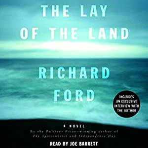 The Lay of the Land Audiobook