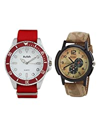 Relish Analog Round Casual Wear Watches For Men - B01A570ZRK