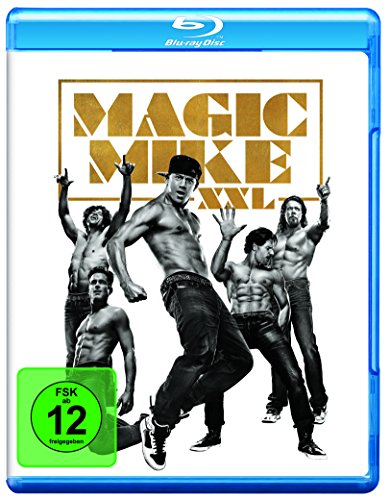 Magic Mike XXL (inkl. Digital Ultraviolet) [Blu-ray]