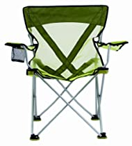 Travelchair Teddy Steel Chair, Lime