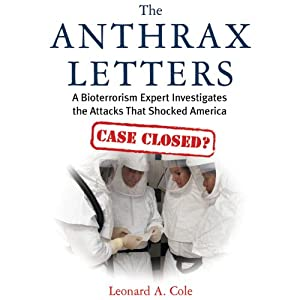 The Anthrax Letters Audiobook