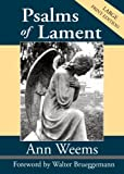 Psalms of Lament (Large Print Edition) (066425831X) by Weems, Ann