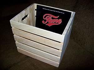 LP Storage Crate