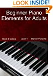 Beginner Piano Elements for Adults: T...