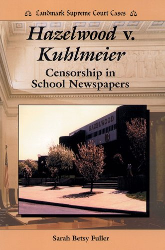an overview of the case of hazelwood school district v kuhlmeier