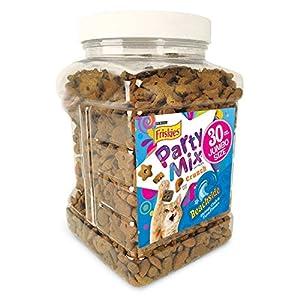Purina Friskies Party Mix Beachside Crunch Cat Treats (30 oz.)