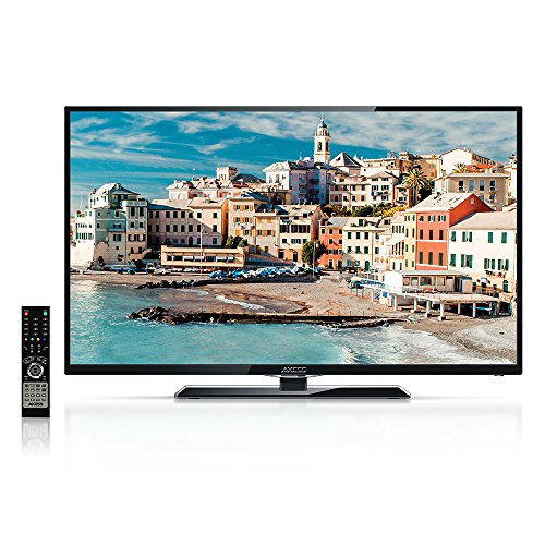 Axess 40-Inch 1080P 60Hz Led Hdtv With 3 X Hdmi Ports And A Usb Port, Tv1701-40