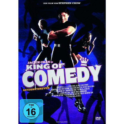 Jackie Chan - KING OF COMEDY - Action forever