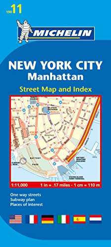 New York City Manahattan 111000 PDF