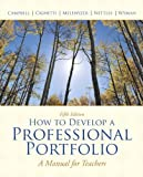 img - for How to Develop A Professional Portfolio: A Manual for Teachers (5th Edition) book / textbook / text book