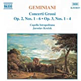 Geminiani: Concerto Grossi