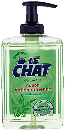Le-Chat-Gel-Lavant-Action-Antibactrienne-Flacon-300-ml-Lot-de-2