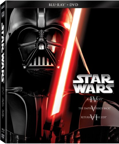 Star Wars Trilogy Episodes IV-VI (Blu-ray + DVD) by 20th Century Fox Home Entertainment