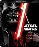 Star Wars Trilogy Episodes IV-VI (Blu-ray + DVD)