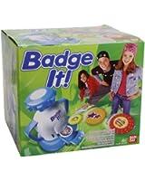 Bandai - 8010 - Loisir Creatif - Badge-It
